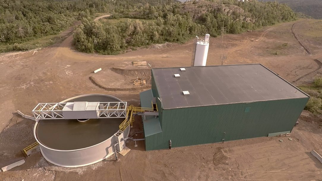 Water Solutions for the Mining Industry | Ecodyne